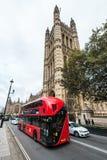 威斯敏斯特宫或英国国会 免版税库存照片