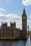 威斯敏斯特宫是C议院的会址  库存图片