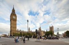 威斯敏斯特宫殿。 伦敦,英国 库存图片