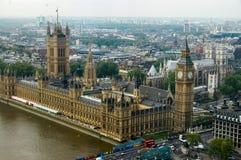 威斯敏斯特宫殿在伦敦 免版税库存图片