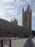 威斯敏斯特宫殿,伦敦 免版税库存图片