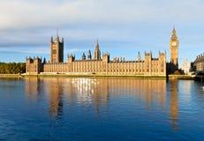 威斯敏斯特宫殿  免版税库存照片