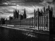 威斯敏斯特市,伦敦 免版税库存照片