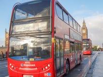威斯敏斯特桥梁伦敦 免版税库存图片