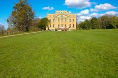 威斯顿国王房子看法  免版税图库摄影