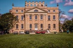 威斯顿国王房子 库存图片