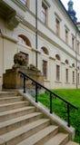 威玛大公宫殿  库存图片