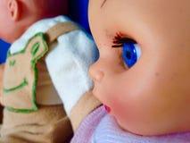 娃娃 库存照片