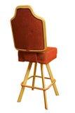 娱乐场椅子 免版税库存照片