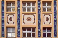 娱乐场的前面部分在Bad Reichenhall 免版税库存照片