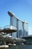 娱乐场sandz新加坡 库存照片