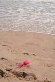娱乐时间沙子 免版税库存照片