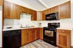 婆婆厨房室 库存照片