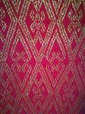 婆罗洲的围巾 库存图片
