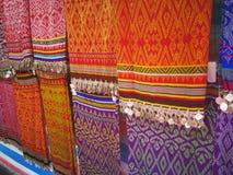 婆罗洲的围巾 免版税库存照片