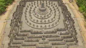 婆罗浮屠佛教寺庙 股票录像