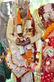 婚姻在瑞诗凯诗, 2015年11月 印度 图库摄影