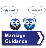 婚姻指导 库存图片
