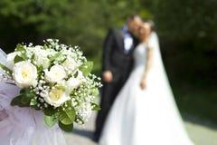 婚姻日 免版税库存照片