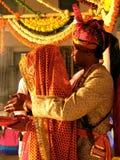 婚姻的仪式 免版税库存图片