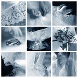 婚姻的照片 库存图片