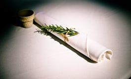 婚姻的详细资料 免版税库存照片