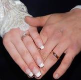婚姻 库存照片