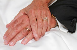 婚姻 免版税图库摄影