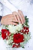 婚姻 库存图片