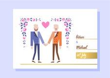 结婚快乐的夫妇 免版税库存图片