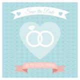 结婚的设计 婚礼象 五颜六色的例证,传染媒介 向量例证