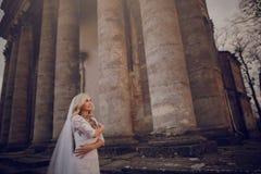婚礼之日HD 免版税库存照片