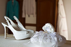 婚礼人员 图库摄影
