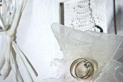 婚礼册页。 免版税库存图片