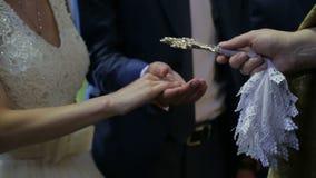 婚礼在教会里 股票录像