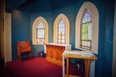 婚礼地点或教堂 免版税库存图片