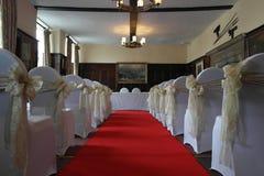 婚礼地点 免版税库存图片