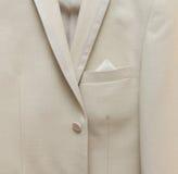 婚礼夹克 免版税库存照片