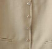 婚礼夹克 免版税库存图片