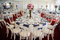 婚礼安排 免版税库存图片