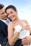 婚礼庆祝 免版税库存照片