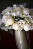 婚礼开花柔软花束 图库摄影