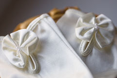 婚礼手套贩卖商 免版税库存照片