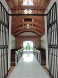 婚礼教堂 图库摄影