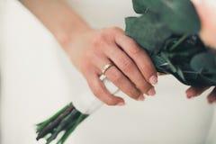 婚礼照片 免版税库存照片