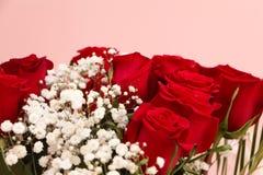 婚礼玫瑰 免版税库存图片