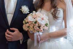 婚礼生活方式 免版税图库摄影