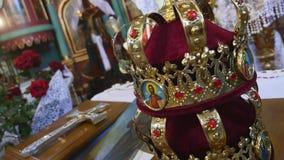 婚礼的教会属性 金冠在法坛 教会教士内部属性  股票录像