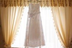 婚礼礼服 免版税图库摄影