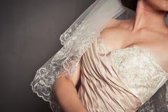 婚礼礼服1324 免版税库存照片